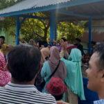 Kecintaan untuk Syafa'ad, 2 Posko IDP di Rasabou Dicat Biru