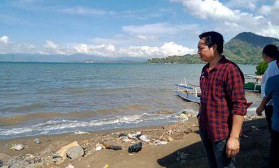 Lagi, Ada Oknum Warga Kapling Laut di Muara Sungai Padolo