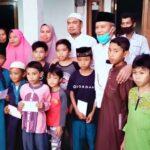 Santuni Anak Yatim, H Arifin Didoakan Jadi Bupati Bima 2020