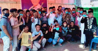 H Arifin Sampaikan Konsep Pelayanan Publik Cepat dan Tepat di Hadapan Warga Monta