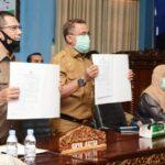 Hasil Pemeriksaan LKPD 2019, Kota Bima Kembali Raih WTP