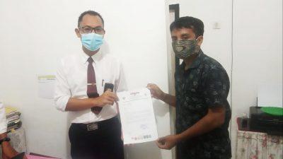 Diduga Banyak Dokter Fiktif, LKPK Lapor Kepala Dikes Kota Bima ke Polisi