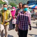 Tempat Pedagang di Pasar Amahami Dibongkar Sepihak, Dewan Turun Lapangan