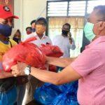 Lagi, KONI Kota Bima Serahkan Bantuan Sembako untuk Atlet dan Pelatih