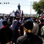 Laskar Tani Donggo Soromandi Ancam Mengulang Peristiwa 72