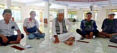 Klarifikasi Penggunaan Anggaran Masjid Masjid Baitul Hamid Dinilai Pembohongan Publik