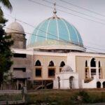 M Amin Paparkan Paket Pembangunan Masjid Al Muwahidin
