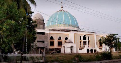 Tahun 2021 tidak ada Anggaran untuk Masjid Agung Al Muwahiddin