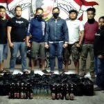 Tim Puma Sita Ratusan Miras di Kecamatan Asakota