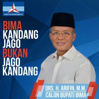 Drs. H. Arifin, M.M
