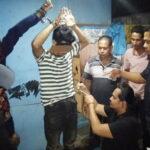 Pesta Sabu-Sabu, 4 Orang Sopir Ditangkap Tim Puma Sat Reskrim