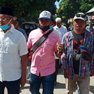 Terus Bergerak, H Arifin Blusukan dan Serap Aspirasi Warga di Desa Naru Timur dan Naru Barat