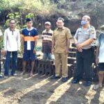 Kapolsek Asakota Tinjau Kesiapan Kampung Sehat di Kelurahan Ule