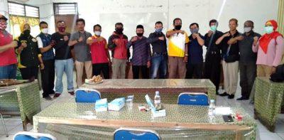 Dipilih Secara Aklamasi, H Muhamad Amir Pimpin IPSI Kota Bima