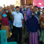 Warga Parado dan Monta Minta H Arifin Perhatikan Sumber Air dan Sektor Pertanian
