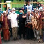 Calon Bupati Bima H Arifin Disambut Meriah di Kecamatan Madapangga