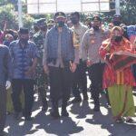 Kapolda NTB Kunjungi Kampung Sehat di Rabadompu Barat