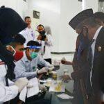 BNN Tes Urine Mendadak 45 Wakil Rakyat di Bima