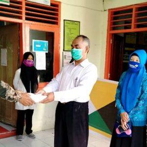 Baznas Kota Bima Salurkan Bantuan Pada Penderita TBC dan Kusta