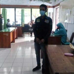 Dugaan Penyelewengan Dana Covid-19, Karang Taruna Lapor Lurah Sambinae ke Inspektorat