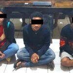Rumah Mantan Anggota Dewan Digasak Maling, Polisi Bekuk Para Pelaku