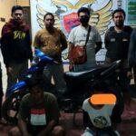 Tim Puma Polres Bima Tangkap Pelaku Curanmor di Madapangga