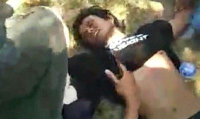 Aksi di Depan Kantor Bupati Bima Ricuh, Seorang Demonstran Tertembak