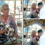 Tangis Sang Nenek Saat Disambangi H Arifin Calon Bupati Bima