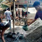 Akhirnya Rumah Anak Yatim Piatu di Desa Mpuri Dibangun