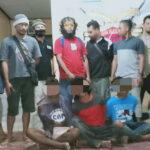 Terlibat Kasus Pencurian, 4 Warga Bolo Dibekuk Tim Puma Polres Bima