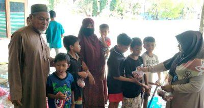 Baznas Kota Bima Bagikan 400 Paket Daging Qurban