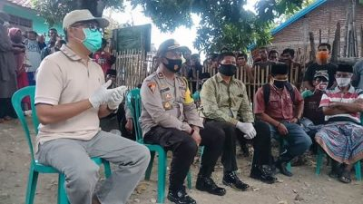 Wakapolres: Polisi Telah Maksimal Hadapi Pasien Covid yang Dijemput Paksa