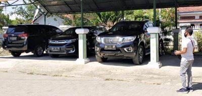 4 Pimpinan DPRD Bima Ogah Pakai Mobil Dinas