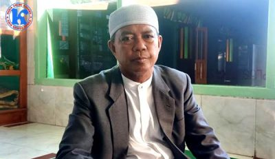 Jadi Ketua Pengurus Masjid Baitul Hamid, H Juanda Siap Emban Amanah Umat