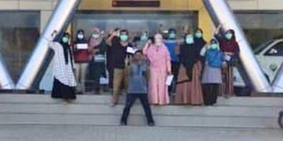 Klaim Sembuh, 25 Pasien Covid-19 di PKM Paruga Pulang ke Rumah Masing-Masing