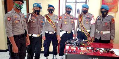 Razia Tahanan, Provost Polres Bima Kota Sita HP dan Gunting