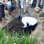 Walikota Bima Letakan Batu Pertama Pembangunan Masjid As Sajadah Penaraga