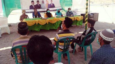 Wakil Rakyat Dapil Asakota Reses di Bonto, Ini Sejumlah Aspirasi Warga