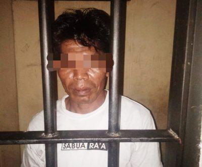 Pencuri Uang Puluhan Juta di Sambinae Dibekuk Polsek Rasbar