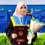 Dapat IPK 3,89, Anggun Jadi Lulusan Terbaik STIE Bima