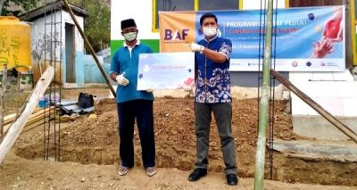 Semarak 23 Tahun, BAF Bantu Pendidikan Anak Indonesia