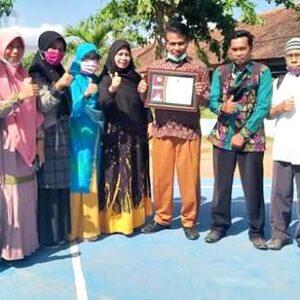 Kado Tahun Ajaran Baru, SMAN 5 Kota Bima Raih Juara II Lomba Gemar Gatra