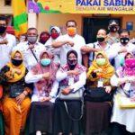 Dinilai Tim Lomba Kampung Sehat, Kades Leu Optimis Menang