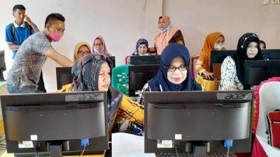 Era Digital, Guru SDN 40 Kota Bima Ikut Pelatihan IHT