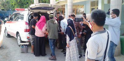 Keluarga Korban Tolak Kepulangan Jenazah dari RSUD Menggunakan Protokol Covid-19