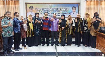 DPPPA Gelar Pertemuan Pokja PUG untuk Perangkat Daerah