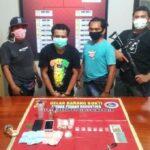 Polres Bima Kota Ungkap Peredaran Sabu-Sabu di Kelurahan Tanjung