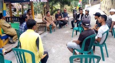 KLS dan Kompas Kelurahan Santi Terima Bantuan dari Rumah Zakat NTB