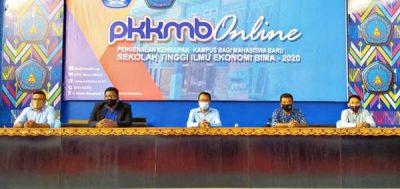 Penyesuaian Masa Covid-19, STIE Bima Gelar Pra PKKMB 2020