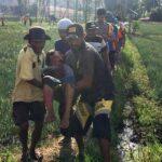Ishaka, Korban Pembacokan di Desa Lanta Sampaikan Klarifikasi